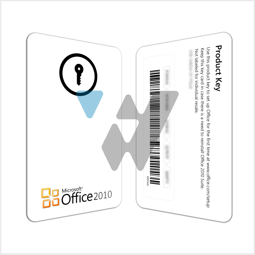 microsoft office 2010 professional plus licence key